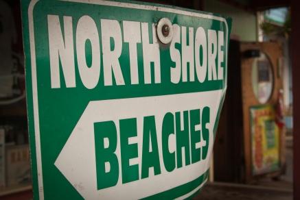North Shore Beaches.
