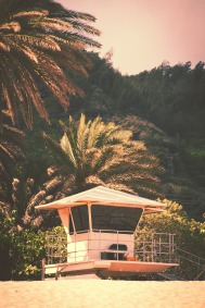 Sunset Beach Tower.