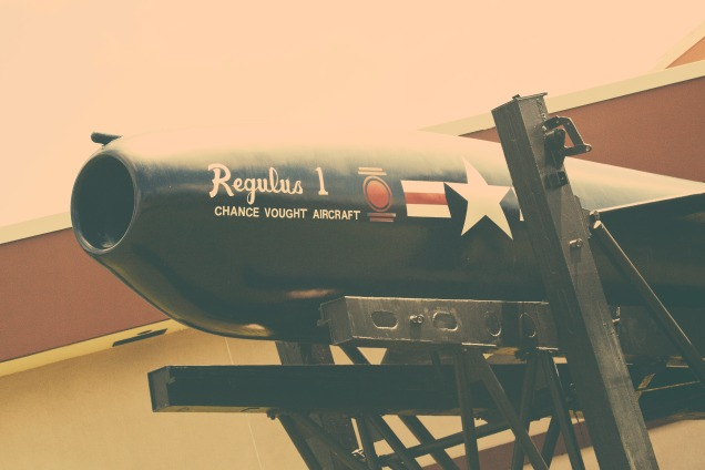 Aircraft Museum at Pearl Harbor.