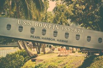 U.S.S. Bowfin.