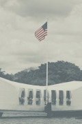 Pearl Harbor Memorial.