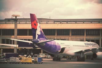 Hawaiian Airlines.