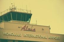 Honolulu Airport.