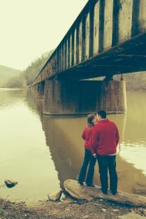River Kiss