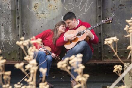 Rachel & Thomas