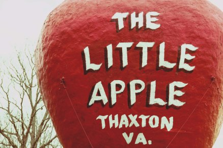 The Little Apple